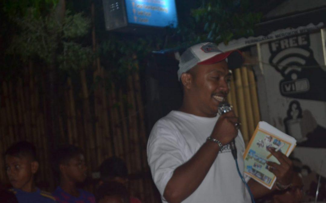 Meriahnya Musik Kampung Dala Gete IKIPMu di Car Free Night