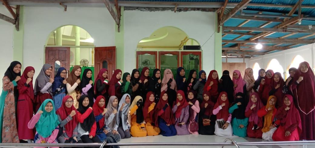 Wanita Berada Pada Titik Nol Kajian  IMMawati IMM Pimpinan Komisariat Fakultas PMIPA IKIP Muhammadiyah Maumere